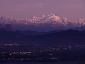 Switzerland Mont Blanc by David Azia