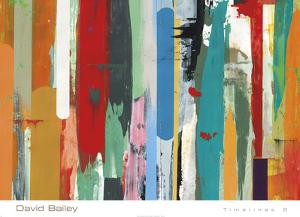 Timelines 2 by David Bailey