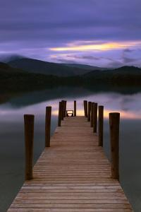 The Jetty by David Baker