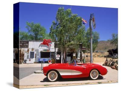 1957 Chevrolet Corvette, Hackberry, AZ