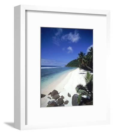Anse Royale, Mahe Island, Seychelles