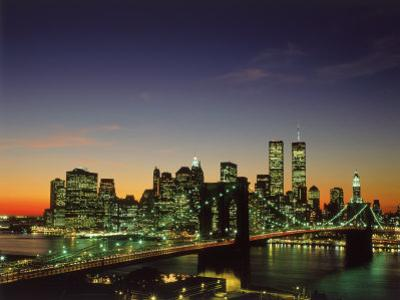 Brooklyn Bridge & Lower NYC