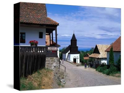 Holloko Village, Unesco Site, Hungary