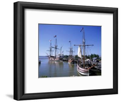 Ship Replicas, Jamestown Settlement, VA