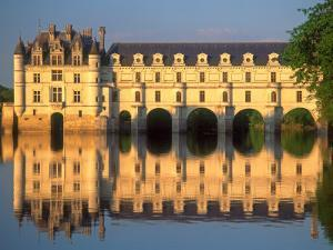 Chenonceau Chateau, Loire Valley, France by David Barnes