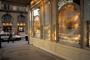 Europe, France, Paris. Rue Castogione. Annick Goutal boutique by David Barnes