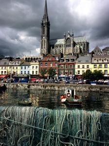 Saint Colman's Church, Cobh, County Cork, Ireland by David Barnes