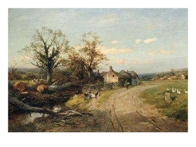 The Edge of the Common, 1883