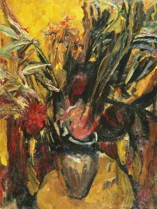 Flowers by David Bomberg