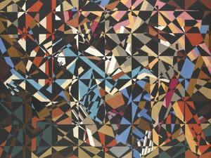 In the Hold by David Bomberg