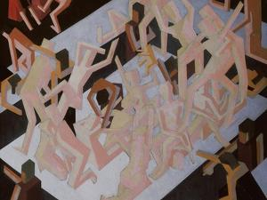 Vision of Ezekiel by David Bomberg