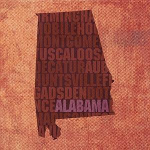 Alabama State Words by David Bowman