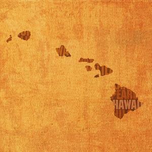 Hawaii State Words by David Bowman