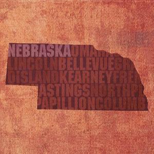 Nebraska State Words by David Bowman