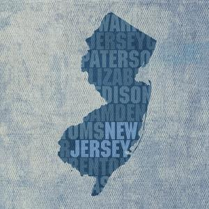New Jersey State Words by David Bowman