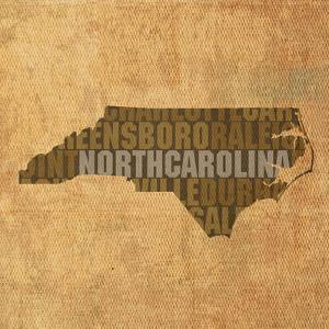 North Carolina State Words by David Bowman