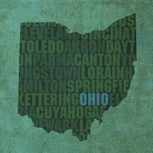 Ohio State Words by David Bowman