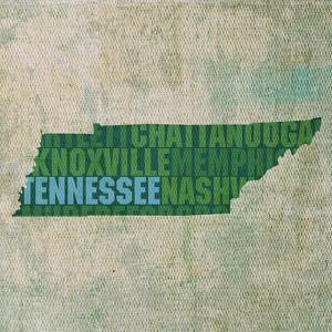 Tennessee State Words by David Bowman