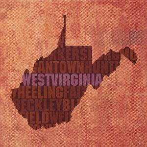 West Virginia State Words by David Bowman