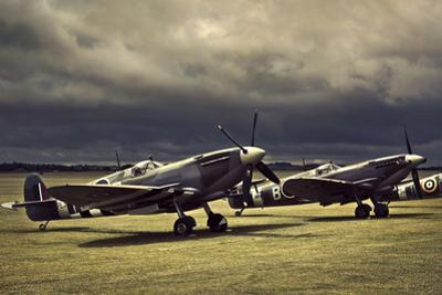 Spitfire Storm by David Bracher