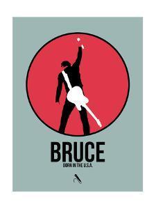 Bruce by David Brodsky