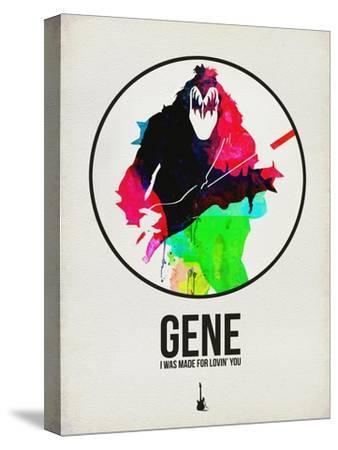 Gene Watercolor by David Brodsky