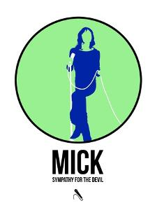 Mick by David Brodsky