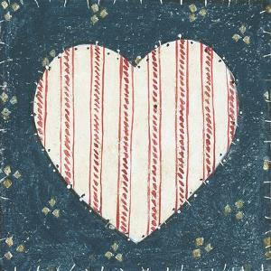Americana Quilt I by David Carter Brown