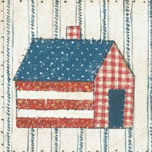 Americana Quilt III by David Carter Brown