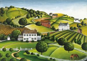 Apple Valley by David Carter Brown