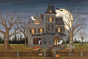 Haunted House by David Cater Brown
