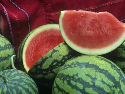 Seedless Watermelon, Deuce of Hearts Hybrid Triploid Variety