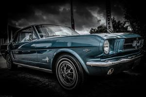 Classic American Automobile by David Challinor