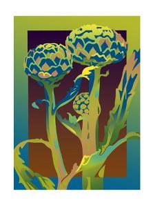 Artichoke by David Chestnutt