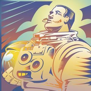 Astronaut by David Chestnutt