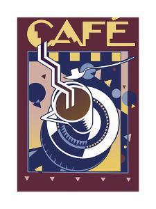 Café by David Chestnutt