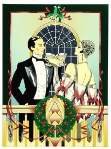 Christmas Toast by David Chestnutt