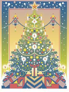 Christmas Tree by David Chestnutt