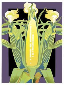Corn by David Chestnutt
