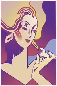 Femme Fatale by David Chestnutt