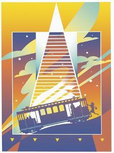 San Francisco by David Chestnutt