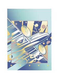 Taking Off Blue by David Chestnutt