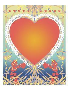 Valentine Heart by David Chestnutt