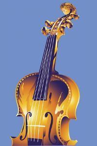 Violin by David Chestnutt