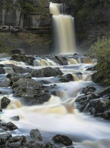 Thornton Force Waterfall, Yorkshire, UK by David Clapp