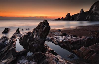Westcombe Bay, Devon