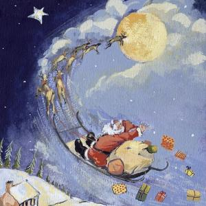 Christmas Night, 1999 by David Cooke