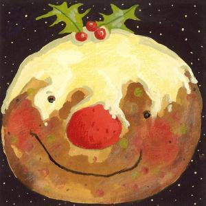 Christmas Pudding by David Cooke