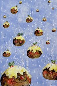 Christmas Puddings by David Cooke