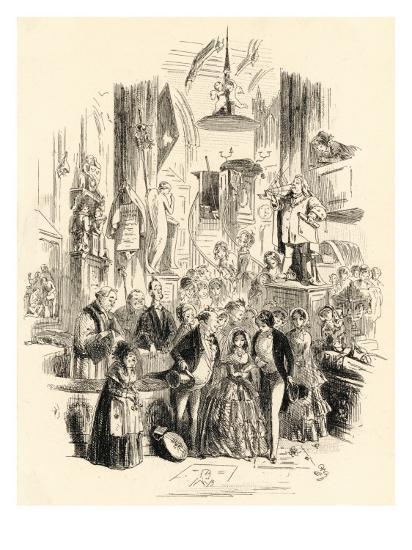David Copperfield Is Married--Giclee Print